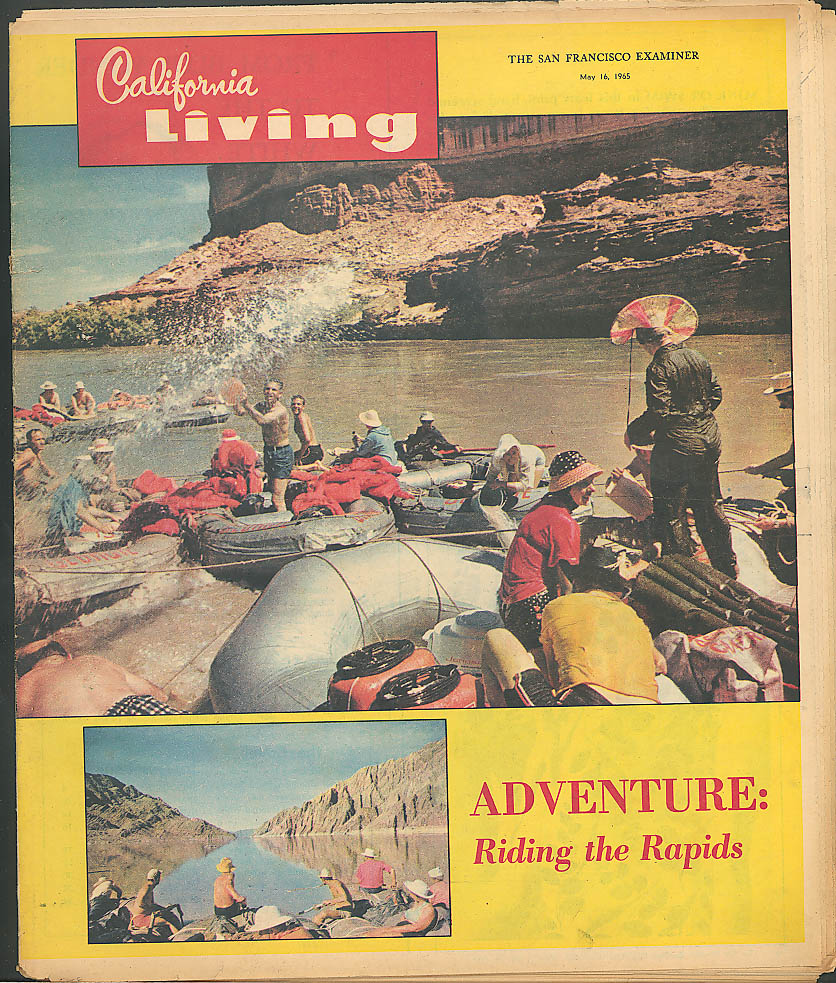 CALIFORNIA LIVING San Francisco Salvation Army Colorado Rapids ++ 5/16 1965