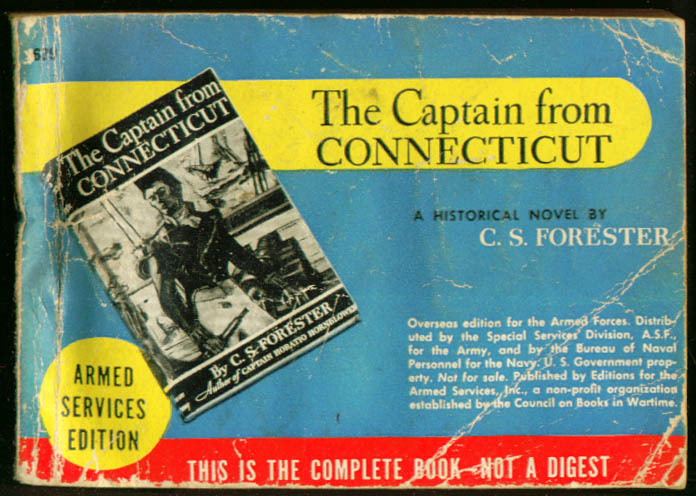 ASE 679 C S Forester: The Captain from Connecticut