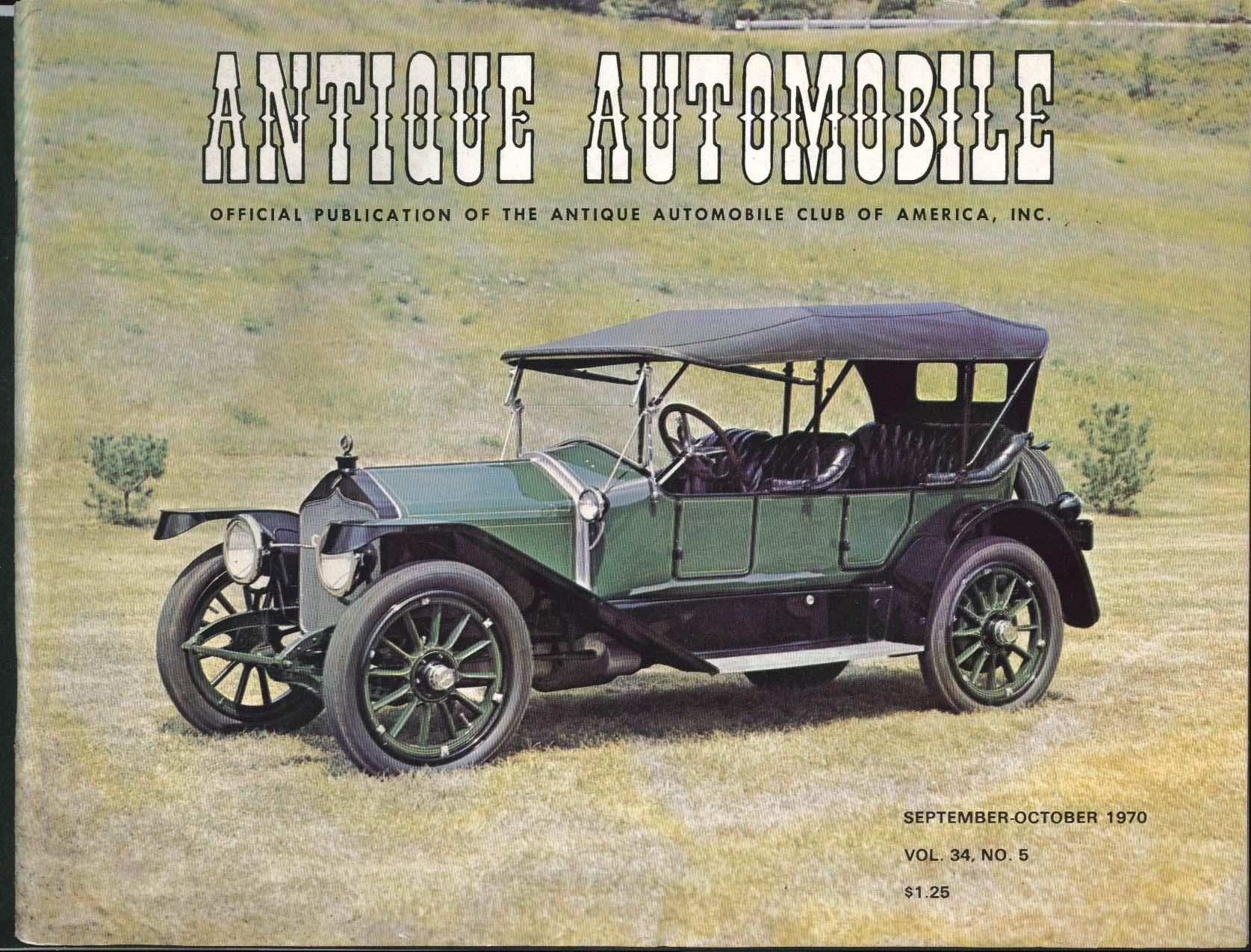 ANTIQUE AUTOMOBILE Innes Baltimore Spoerer 1902 Thomas Glover Gearless 9/10 1970