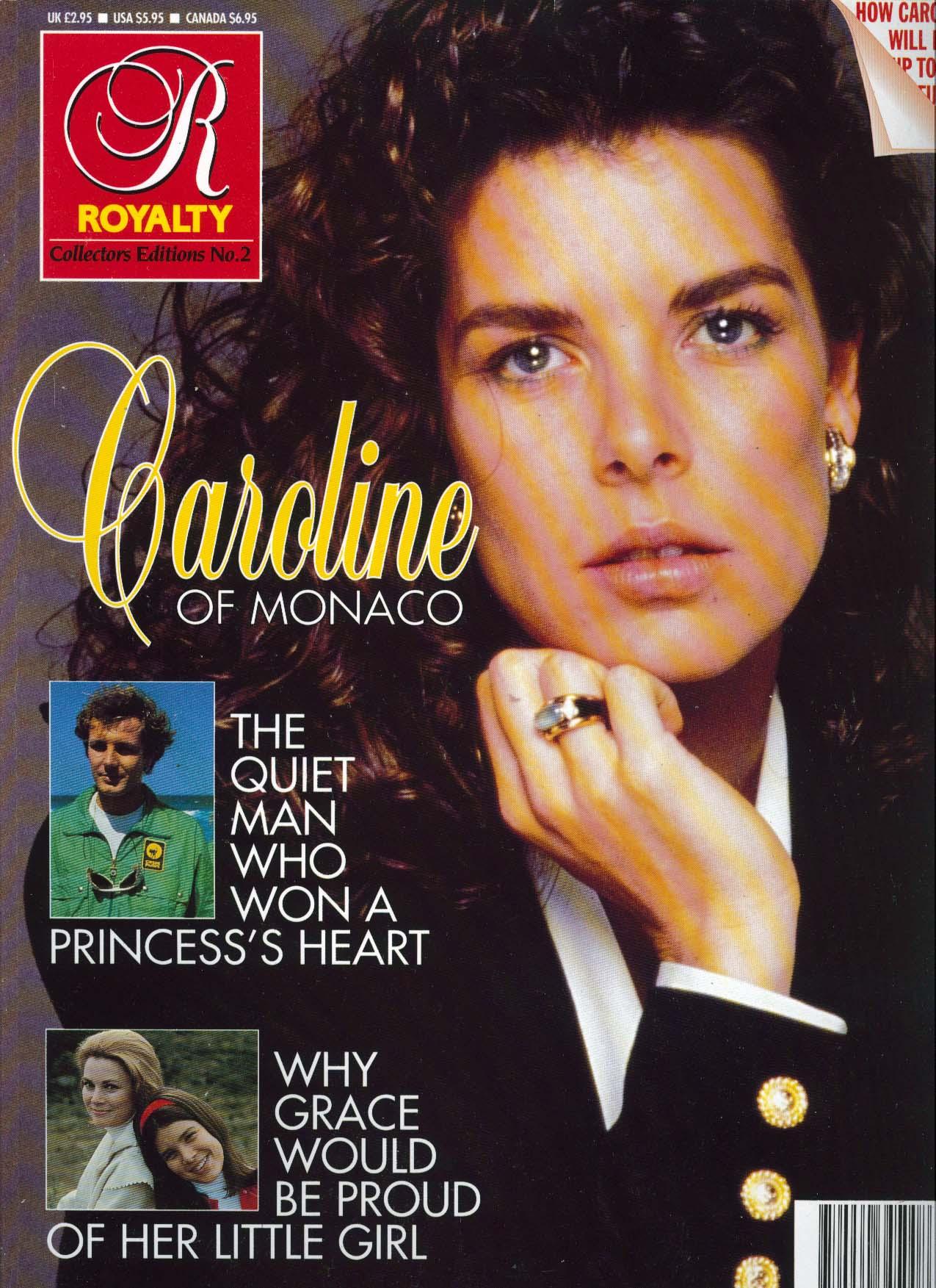 Image for ROYALTY MONTHLY Collectors Editions No. 2 Caroline of Monaco 1990