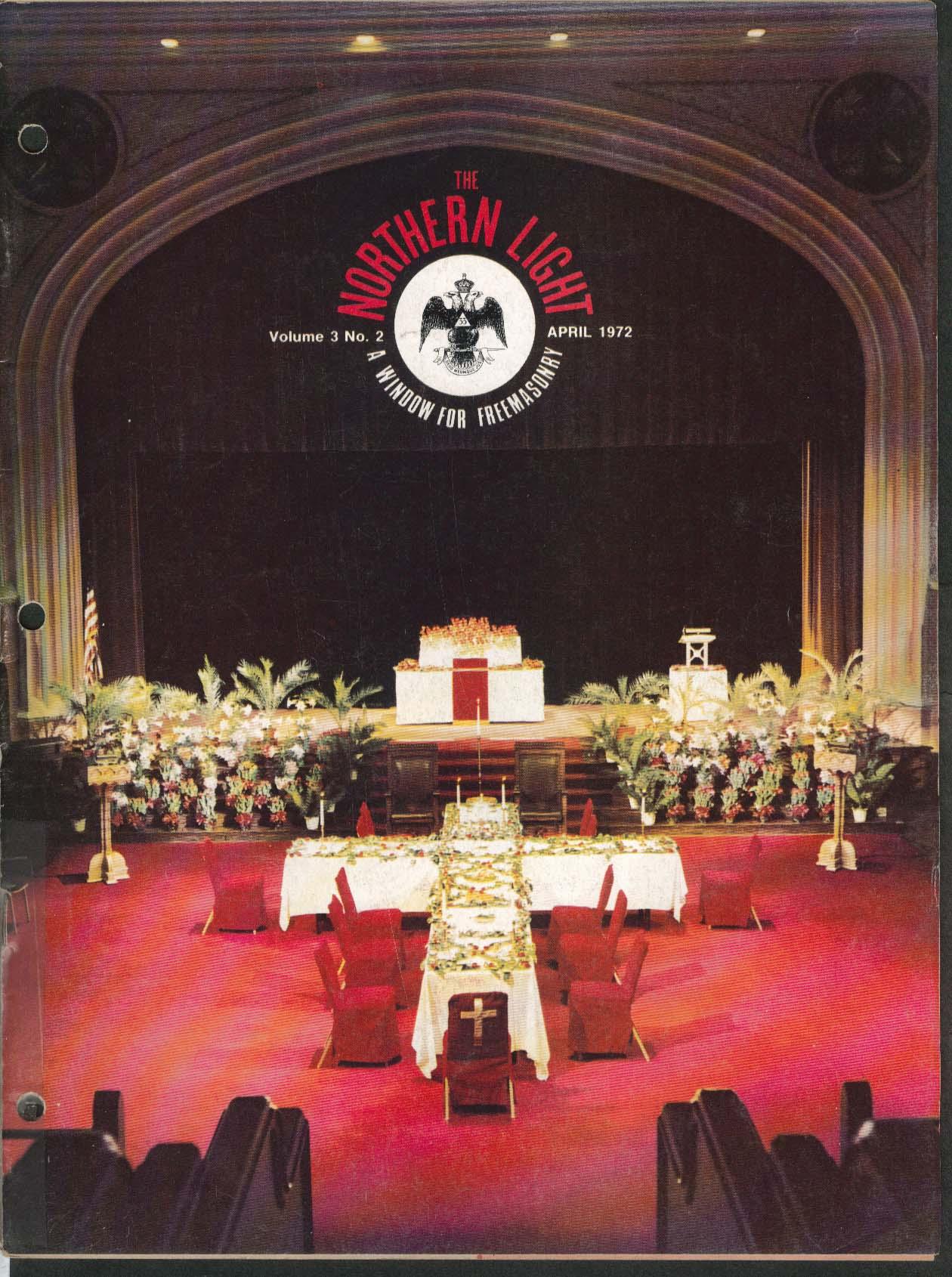 Image for NORTHERN LIGHT Vol 3 #2 Paschal Lamb Jenkintown George Burow 4 1972