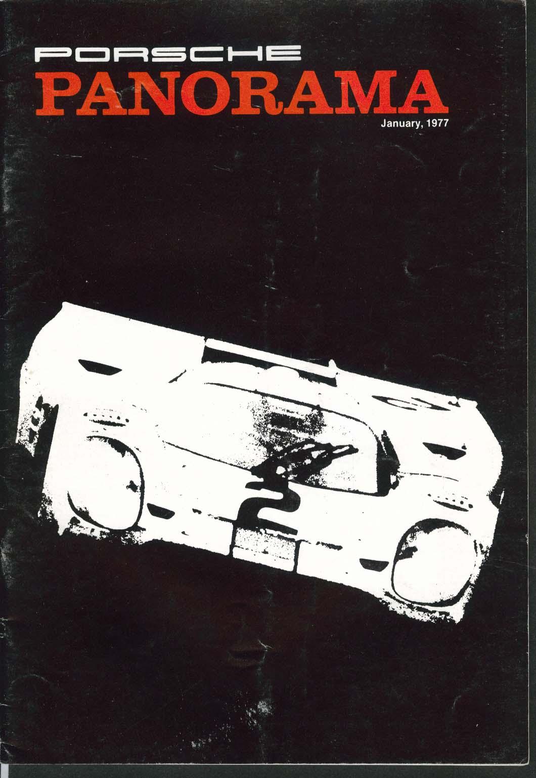 PORSCHE PANORAMA John B Milling Jane Nestlerode Sutterfield Weltmeister 1 1977