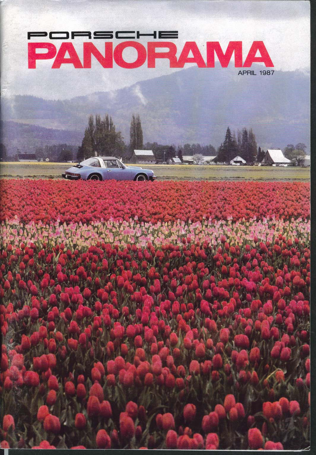 PORSCHE PANORAMA Savannah Sauna Nissan Elva-Porsche Camelot Solo I & II 4 1987