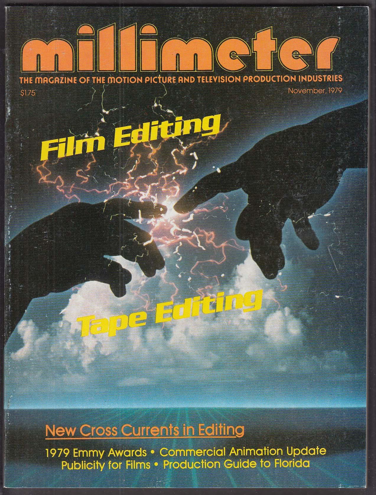 MILLIMETER Emmy film tape editing John Wheeler Onion Field ++ 11 1979