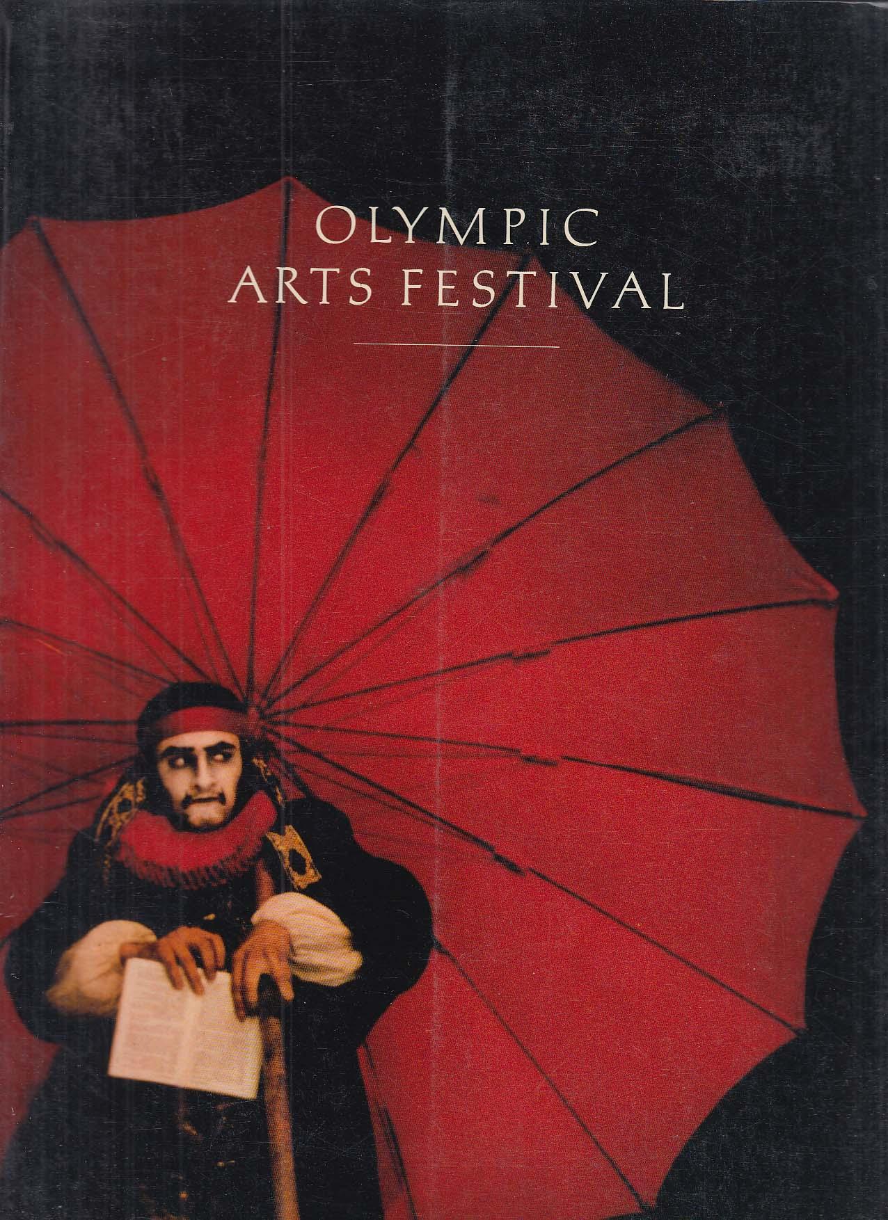 1984 Olympic Arts Festival souvenir book