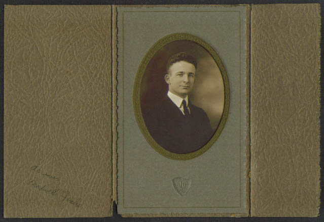 Image for Maxwell Fuchs Springfield MA Technical grad pic 1922