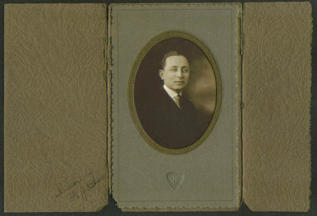 Image for M J Bess Springfield MA Technical grad pic 1922