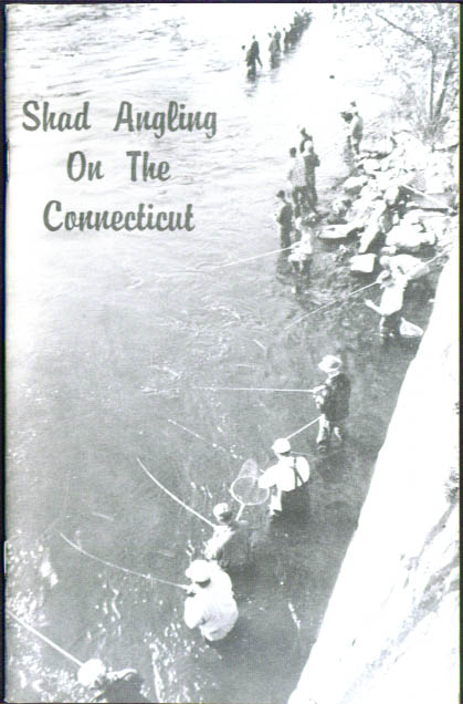 Shad Angling in Connecticut booklet 1961