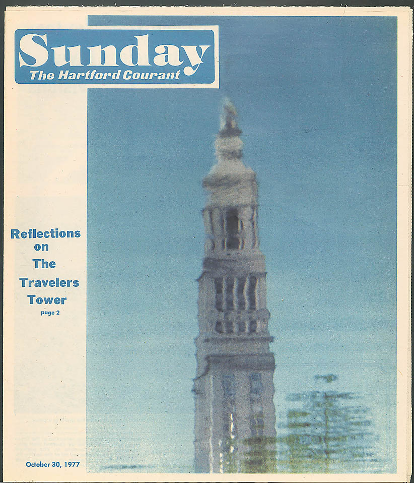 Carlson's Raiders vet Travelers Tower SUNDAY 10/30 1977