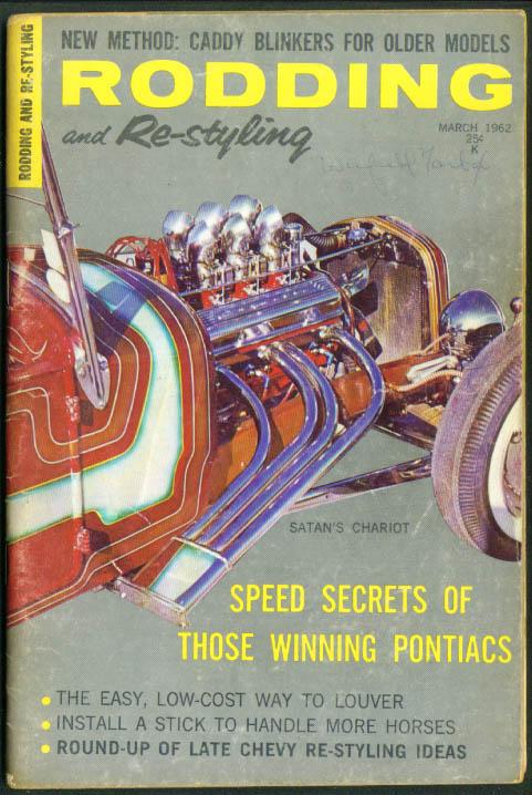 RODDING & RE-STYLING Pontiac hopup Late Chevy 3 1962