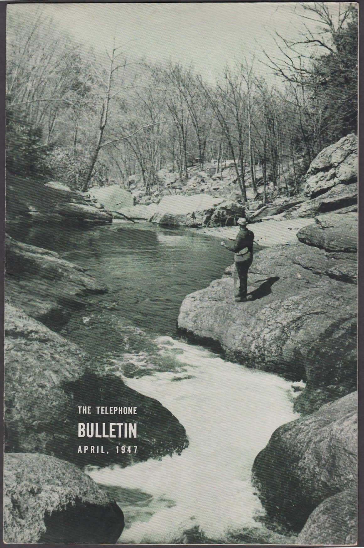 Southern New England TELEPHONE BULLETIN David Harum Putnam Danielson + 4 1947