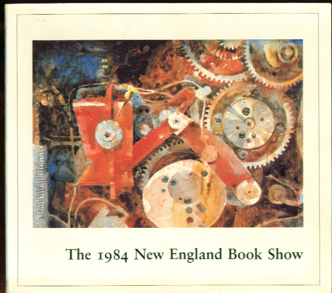 1984 New England Book Show catalog