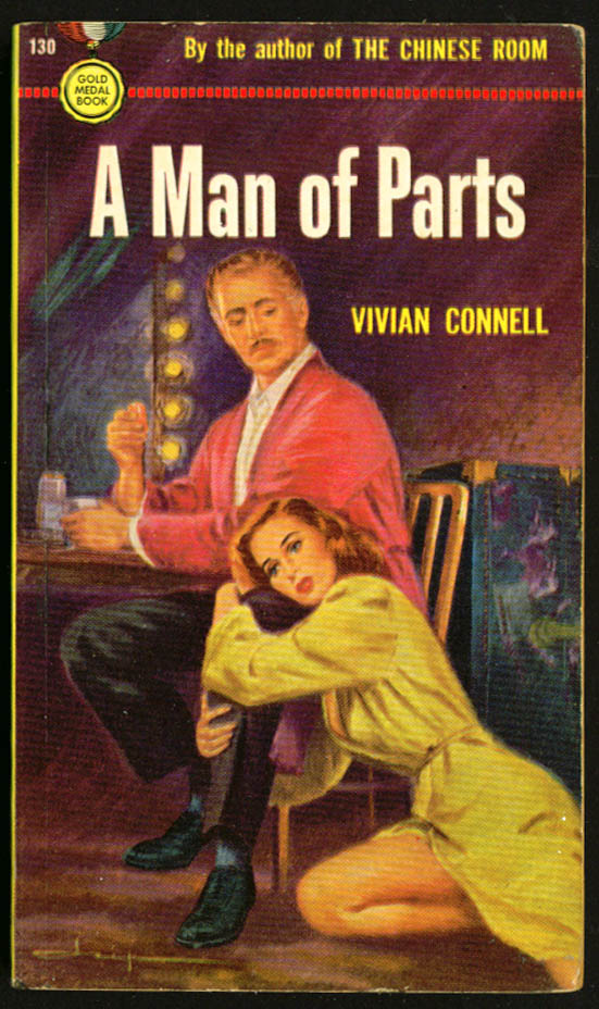 Image for Connell A Man of Parts GGA pb redhead robe gams
