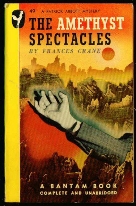 Image for Crane Amethyst Spectacles noir PB dead man's hand
