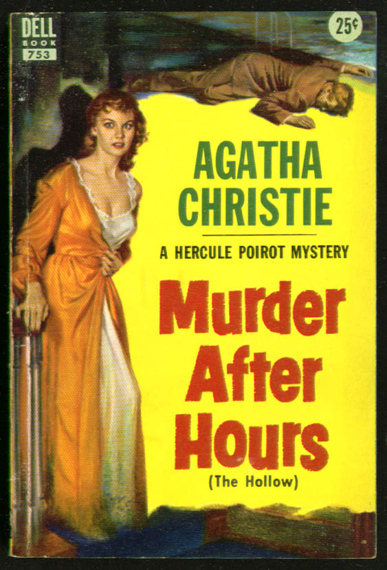 Image for Christie Murder After Hours GGA pb cleavage nightie