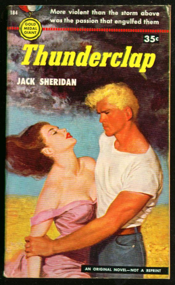 Image for Jack Sheridan Thunderclap GGA pb cleavage beefcake
