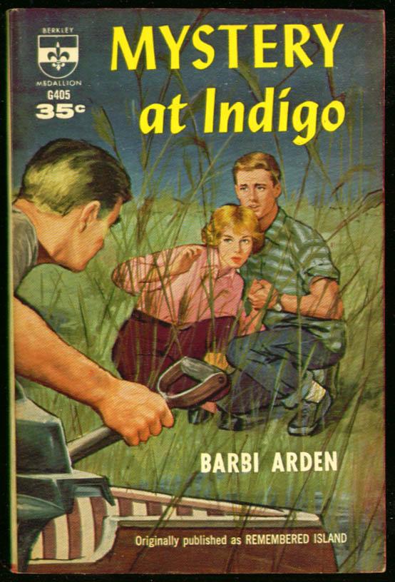 Arden: Mystery at Indigo GGA pb redhead threatened