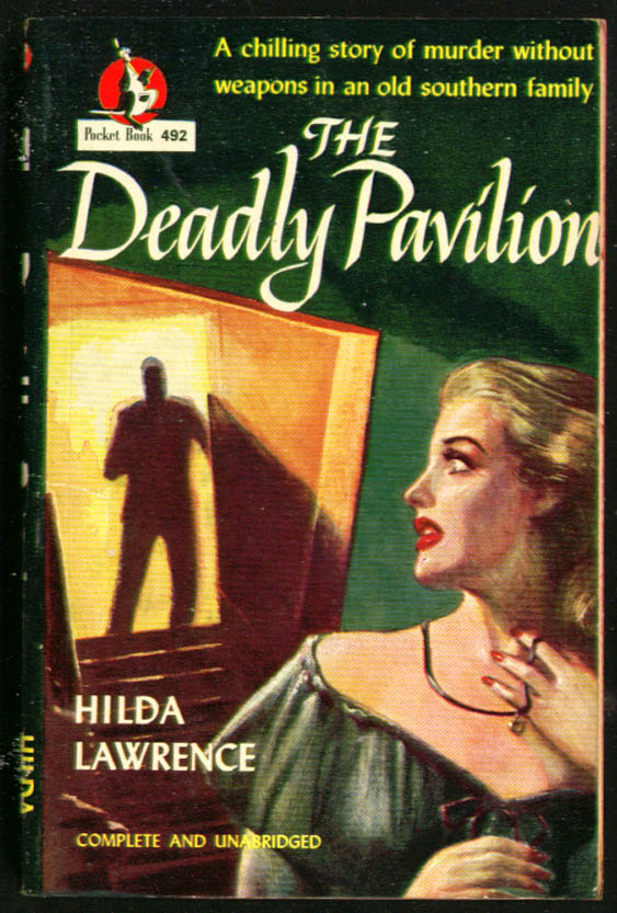 Image for Lawrence: Deadly Pavilion GGA pb blonde in fear