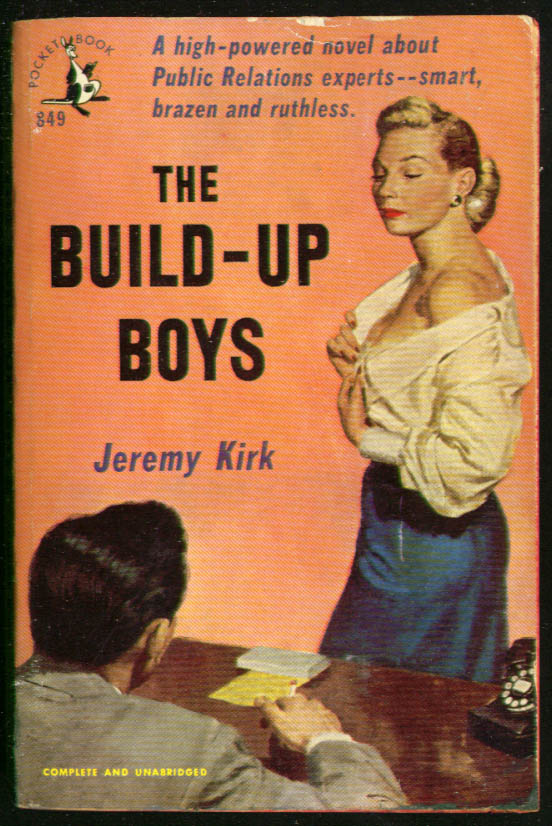 Image for Kirk: Build-Up Boys GGA pb blonde blouse comes off