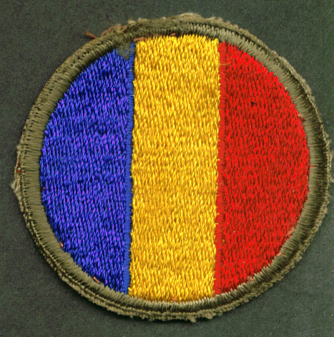 Image for U S Army Replacement Command shoulder patch