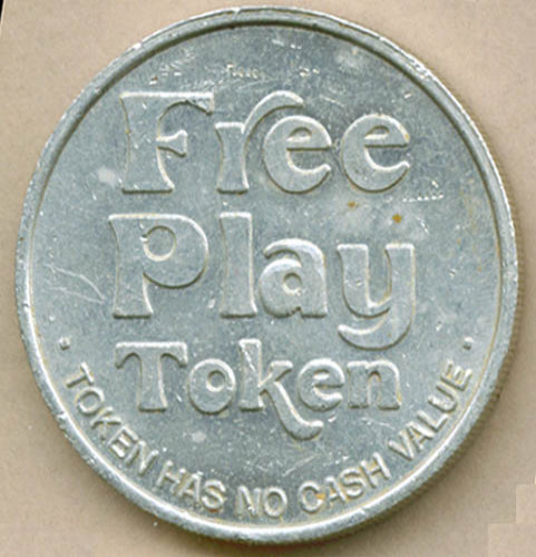 Silver Bird Casino Las Vegas Free Play Token