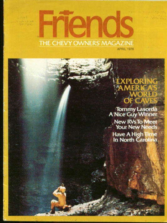 CHEVROLET FRIENDS Tom Lasorda Chevette 4 1978