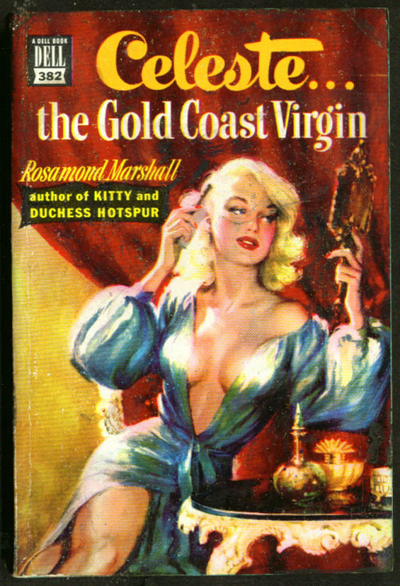 Marshall: Celeste: Gold Coast Virgin GGA Mapback bosoms