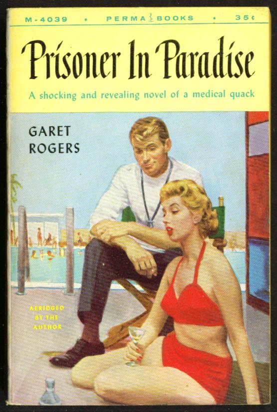 Rogers: Prisoner in Paradise GGA pb red 2-piece doctor