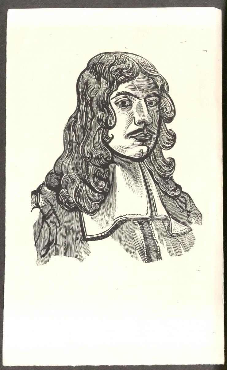 Hardy Nobleman? Peter Reddick wood engraving 1968