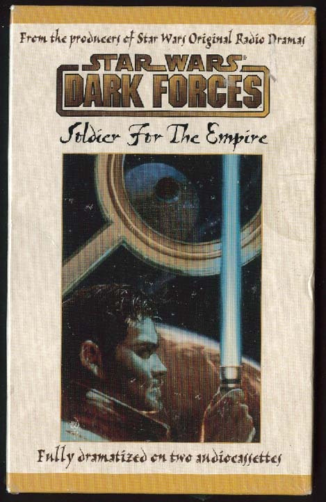 STAR WARS DARK FORCES Soldier for Empire audiobook 1997