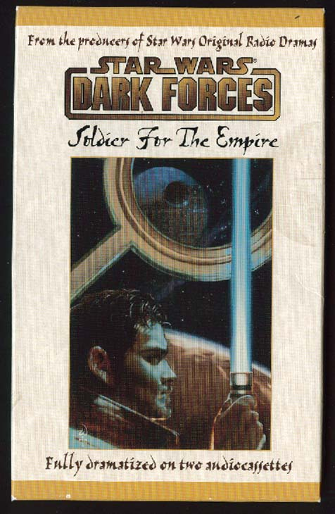 STAR WARS DARK FORCES Soldier for the Empire audiobook