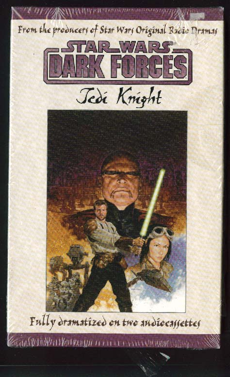 STAR WARS DARK FORCES Jedi Knight Dietz audiobook 1998