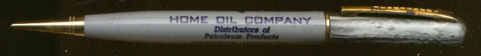 Skelly Home Oil CO Hastings NE mechanical pencil