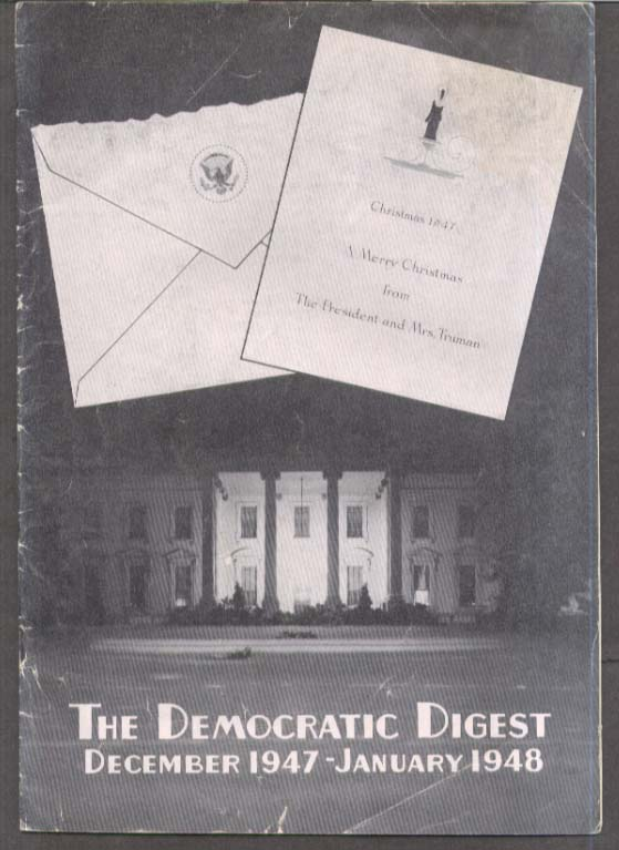 Lilienthal on Atomic Energy DEMOCRATIC DIGEST 12 1947