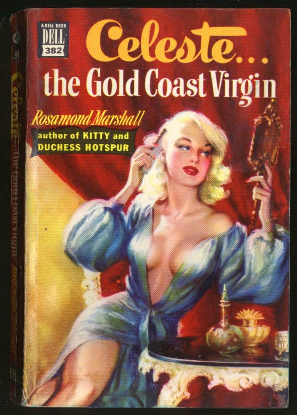 Image for Marshall: Celeste The Gold Coast Virgin GGA Dell Mapback blonde bosoms robe