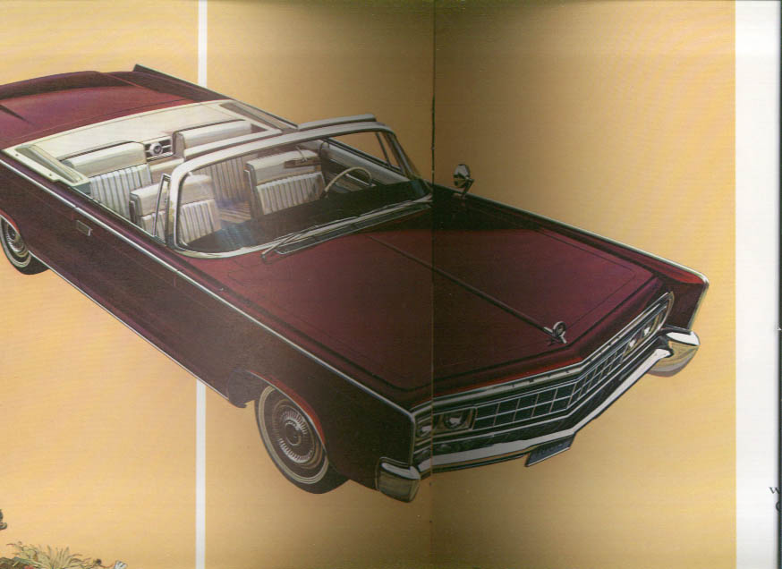 Image for The Incomparable Imperial for 1966 sales brochure Chrysler