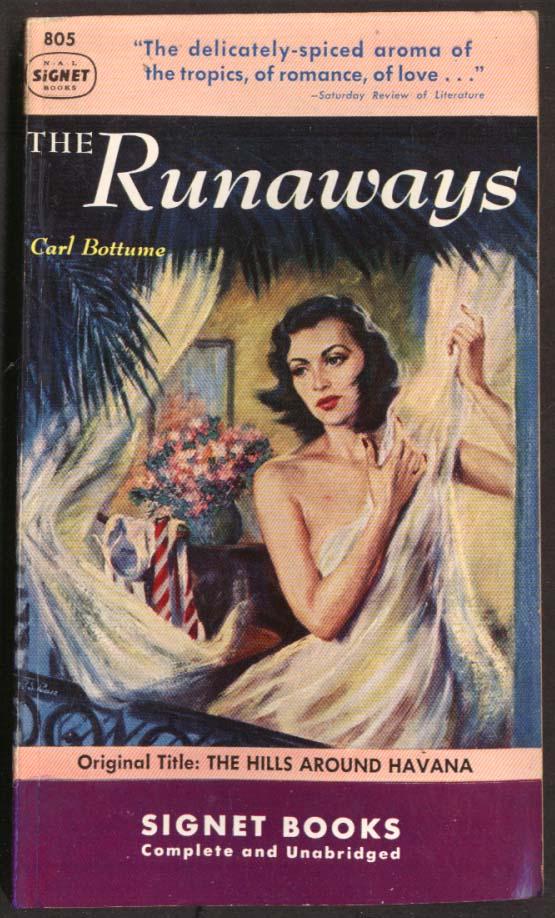 Carl Bottume: The Runaways GGA pb nude but for the drapery