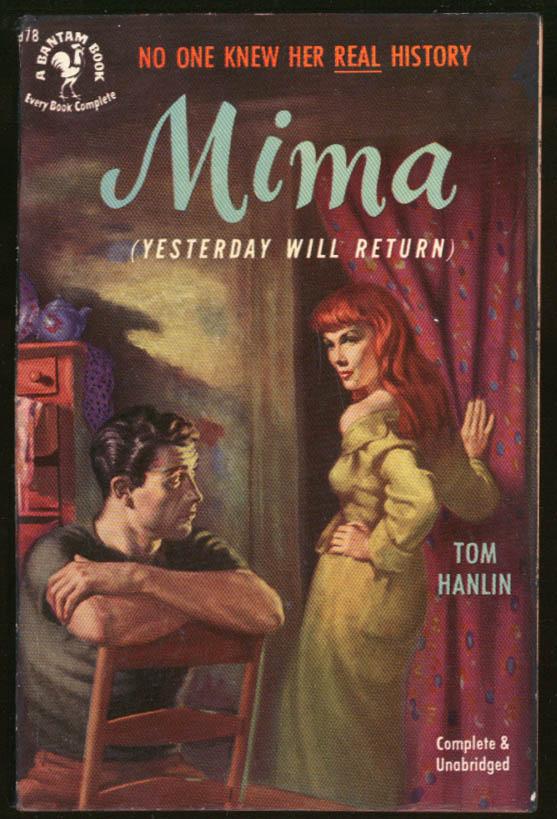 Tom Hanlin: Mima GGA pb redhead call girl guy in chair