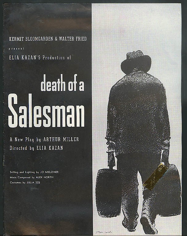 an introduction to the literary analysis of death of a salesman by arthur miller