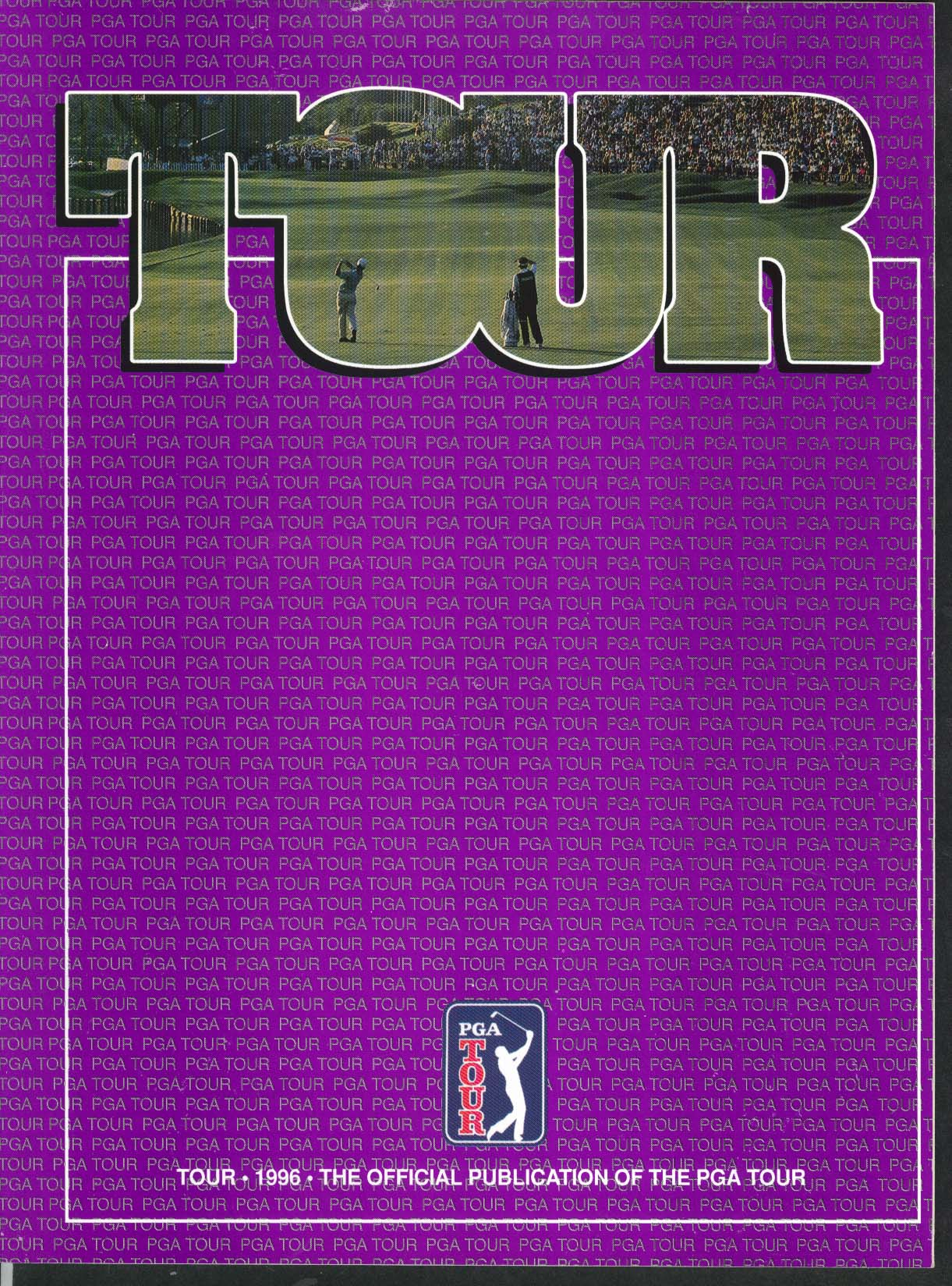 PGA TOUR 1986 Official Publication Ponte Vedra Florida