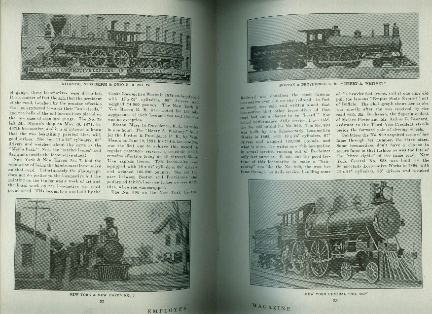 Buffalo Rochester & Pittsburgh Railway Employees Magazine 6 1919
