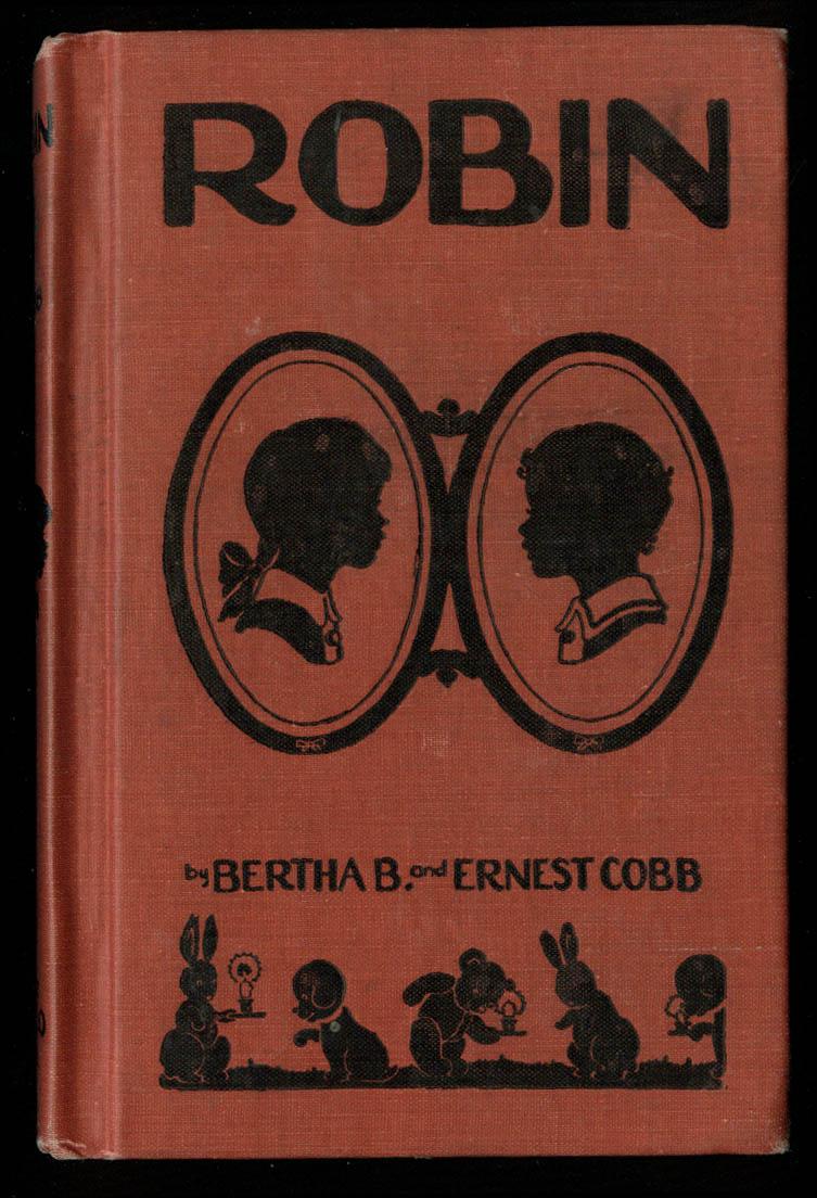 Bertha B & Ernest Cobb: Robin 2nd edition 1954 SIGNED