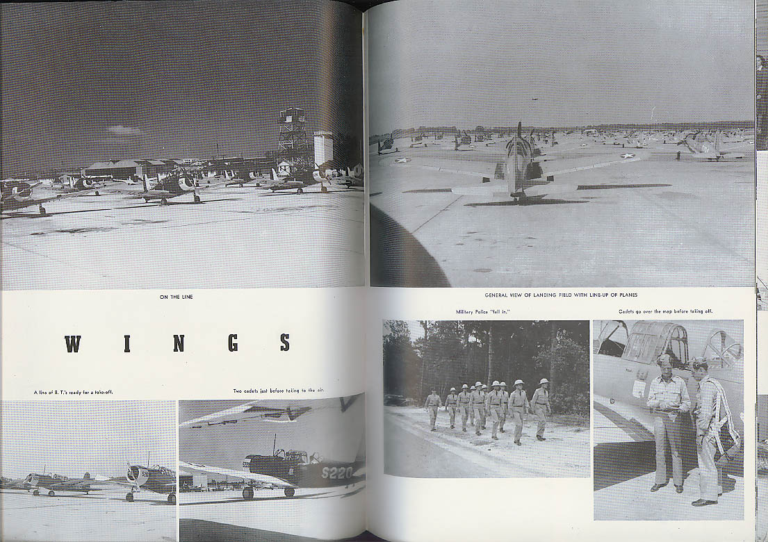 Wings Over America Shaw Field Southeast Army Air Forces Training Ctr 1942 Negro