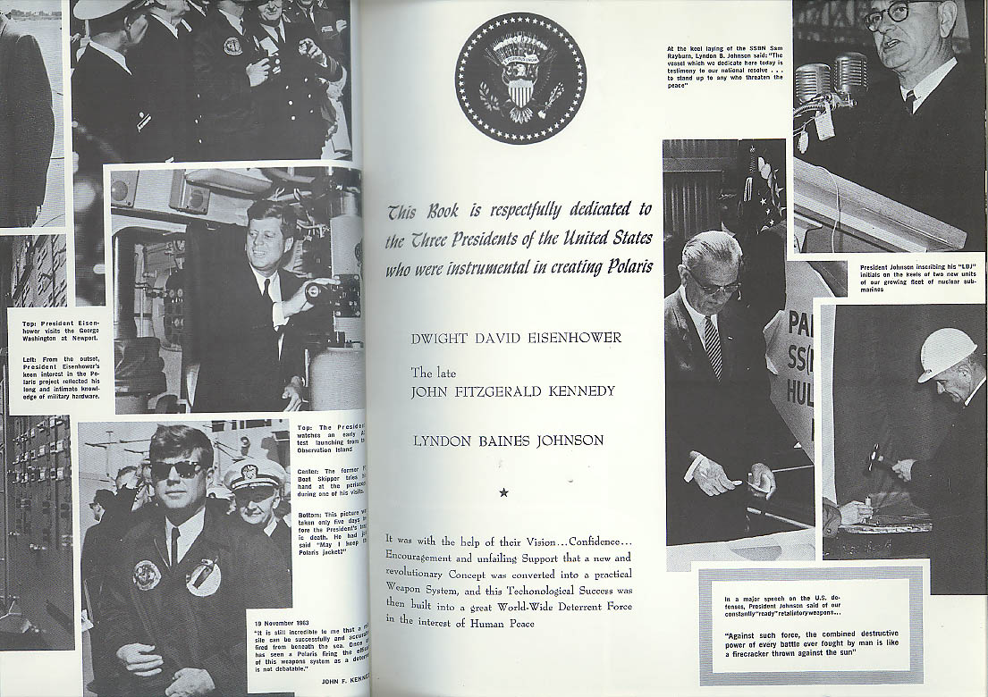Adventure in Partnership: The Story of Polaris Navy Submarine Missile SLBM 1965