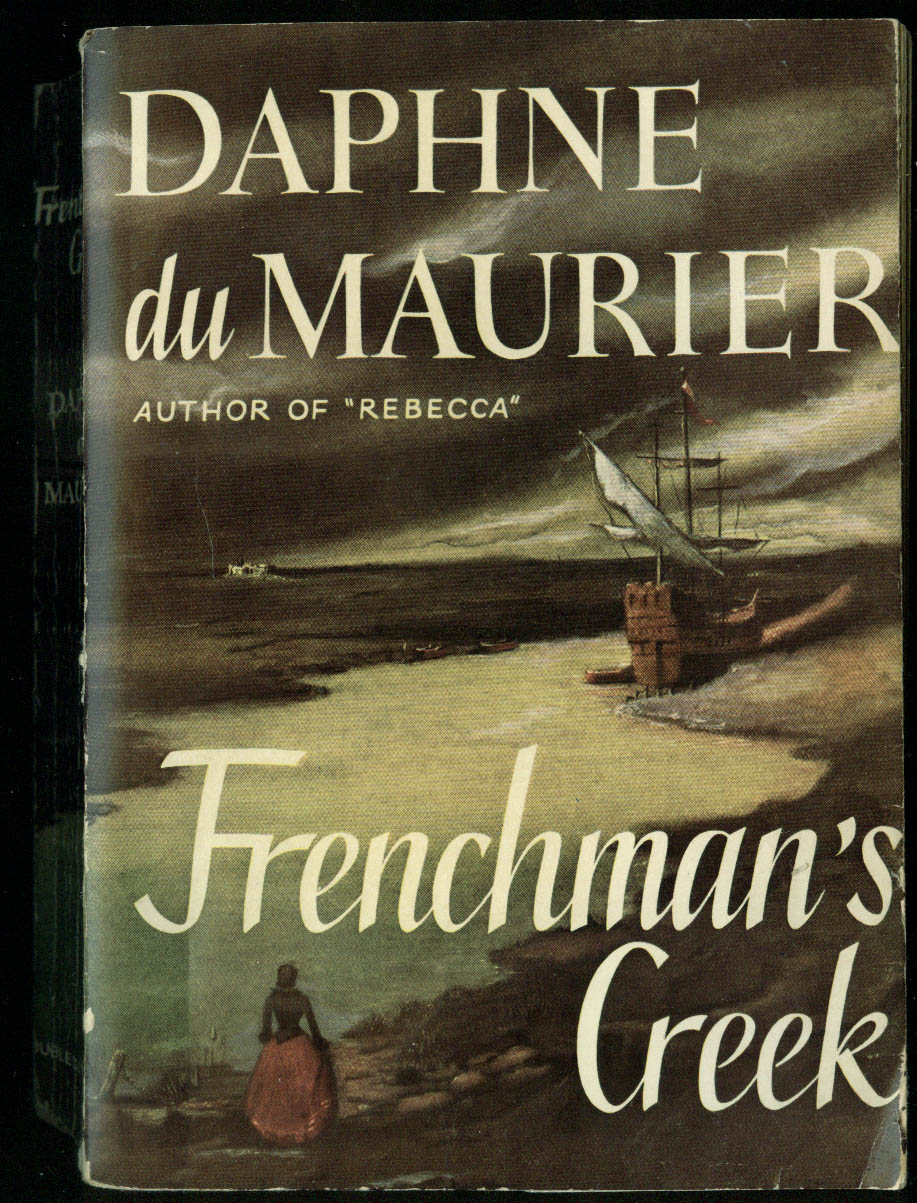 Daphne du Maurier: Frenchman's Creek advance reading copy 1942