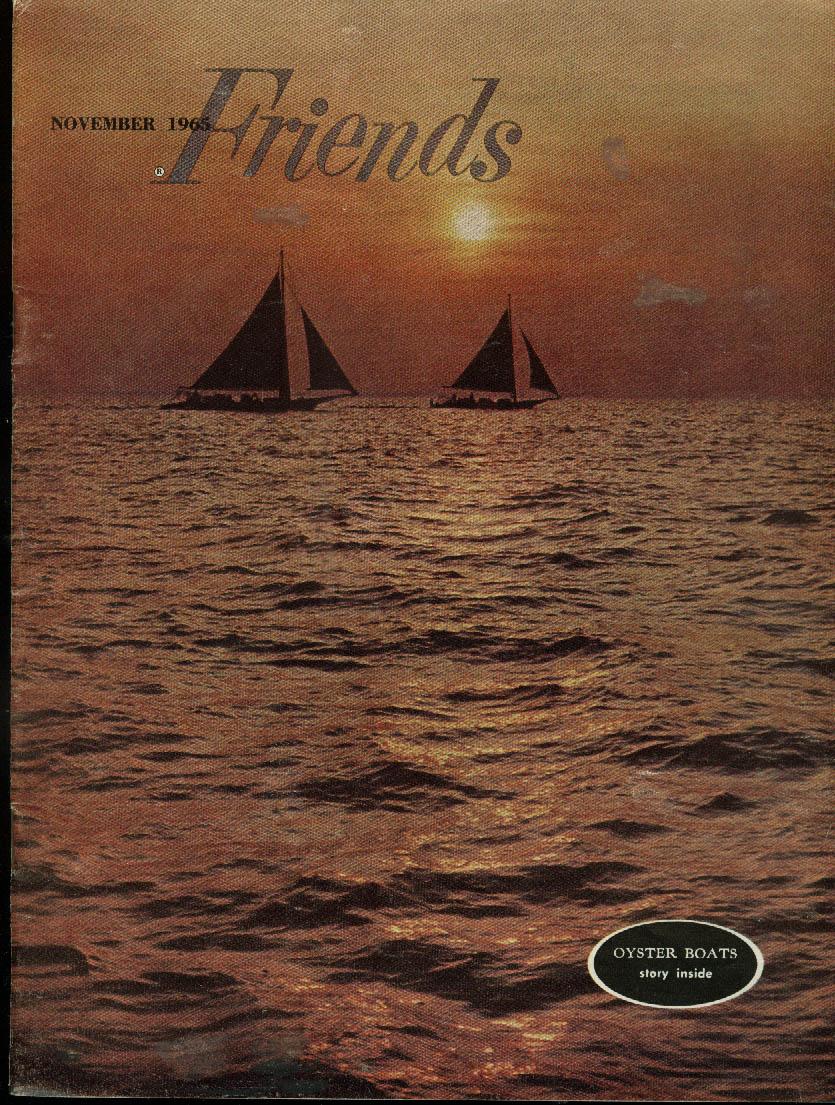 Chevrolet FRIENDS Atlanta; NASA LEM; MD Oyster Boats; Angel Hospital 11 1965