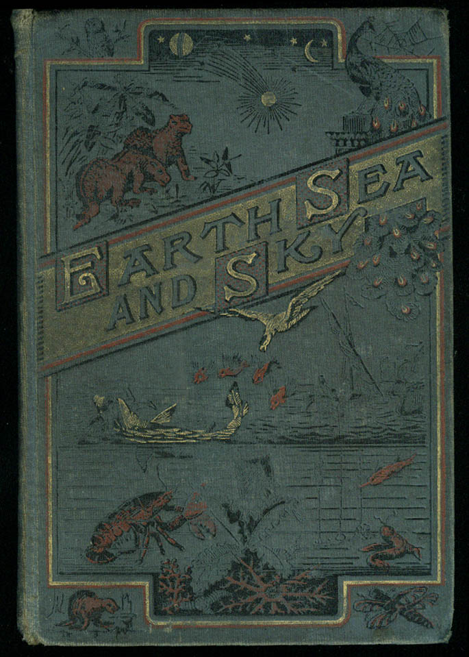 Northrop: Earth Sea & Sky Salesman's Sample & Order Book 1887