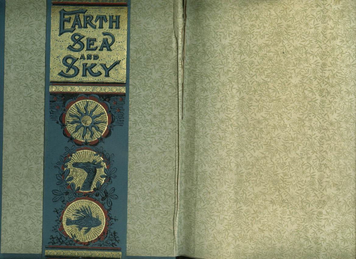 Northrop: Earth Sea & Sky Salesman's Sample & Order Book 1887