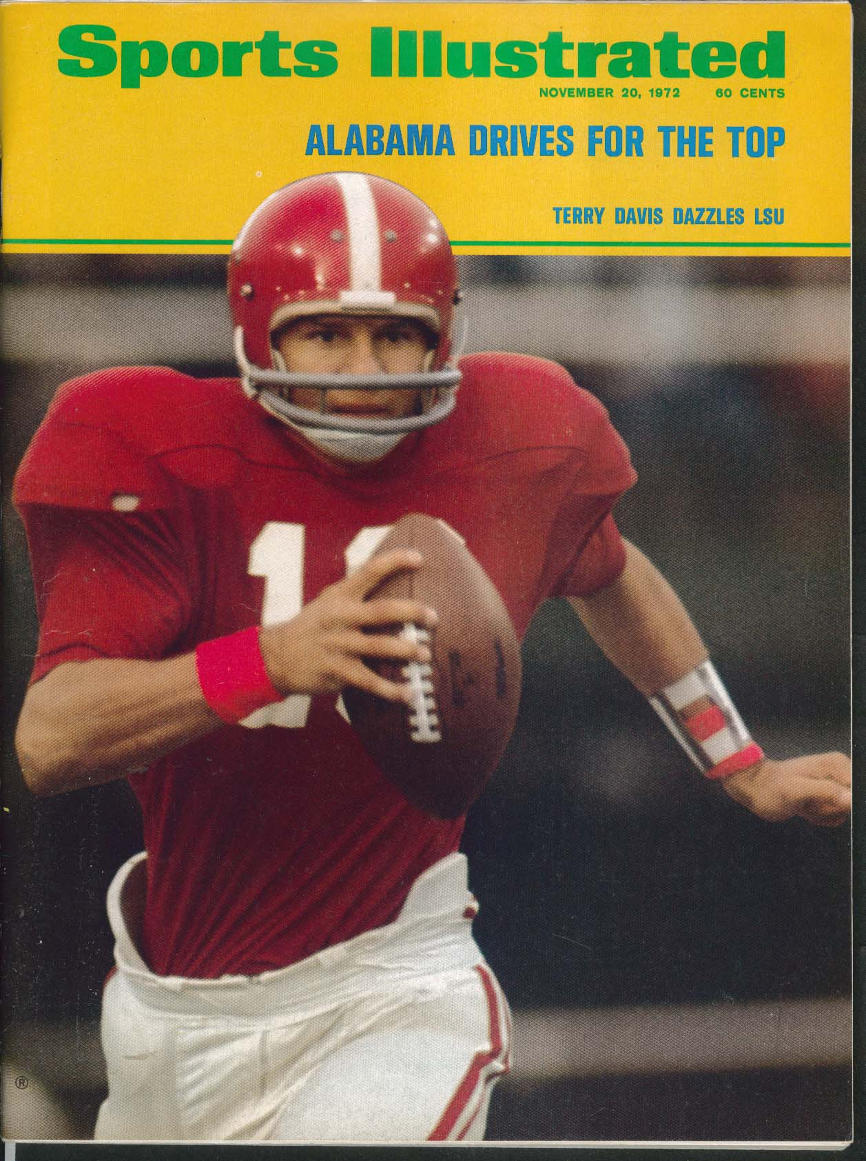 SPORTS ILLUSTRATED Terry Davis John Akii-Bua 11/20 1972