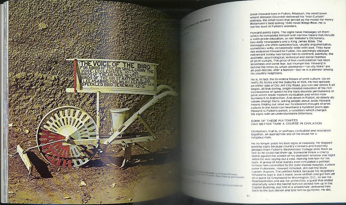 Image for Naives & Visionaries Roadside Sculpture Exhibit catalog 1974